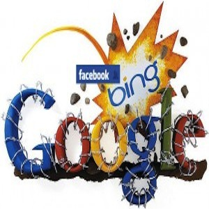 Google Facebook Bing SEO