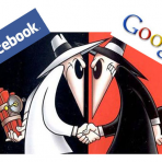 Google search vs Facebook search
